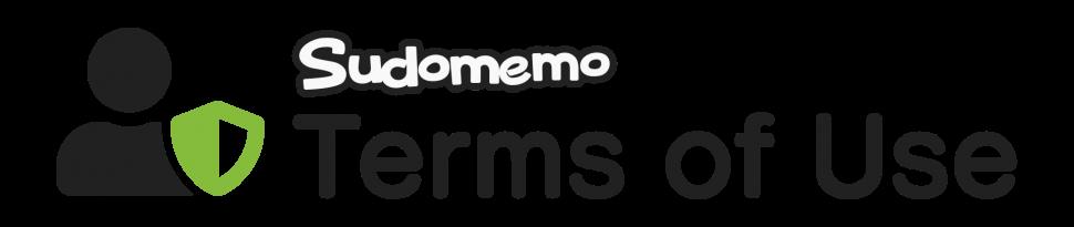 Sudomemo Terms of Use Banner